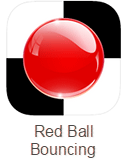 Red Ball Bouncing